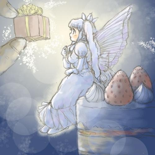 いちごショート妖精