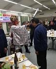 明治乳業(神楽・鶴さん)