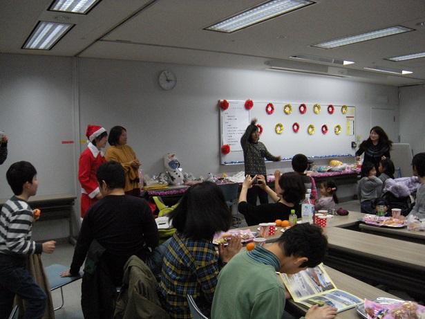 クリスマス会長谷川、山田縮小