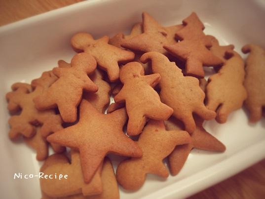 クリスマスクッキー①