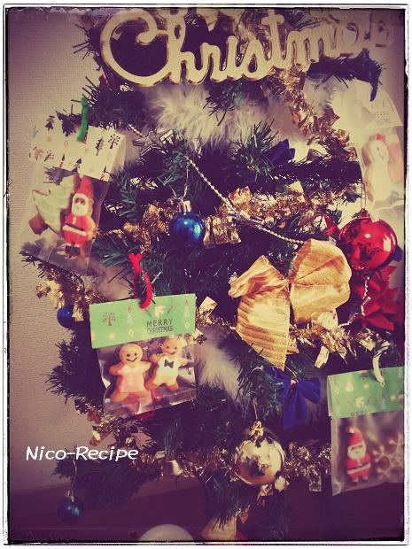 クリスマスクッキー③