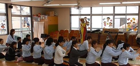 葉室幼稚園2016-03