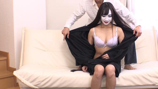 妖怪熟女べラマダム~早く人間とヤリたい~001