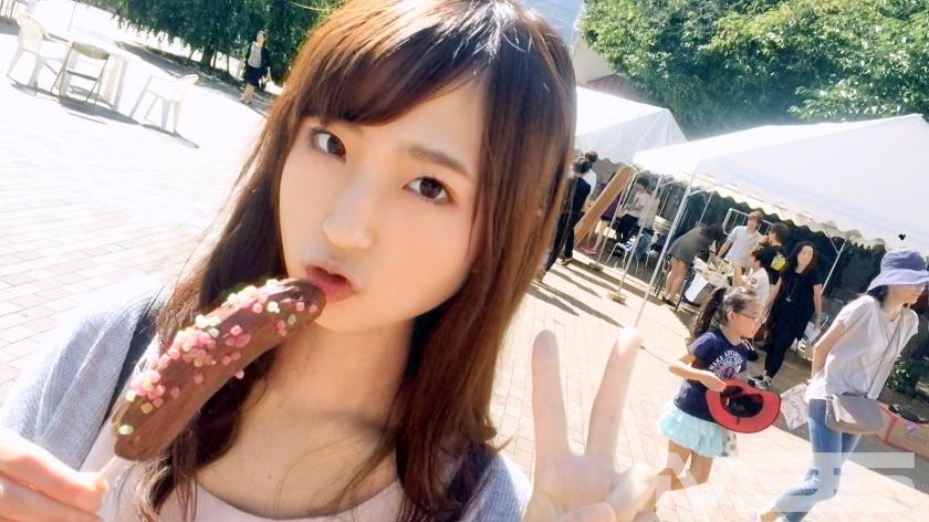 文化祭ナンパ 01 ノゾミ 21歳 大学生