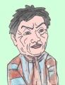 1あさが来た炭坑親分・治郞作役山崎銀之丞 (3)