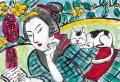 4浮世絵 歌川国芳艶曲揃(1)