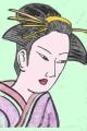 5浮世絵 風俗吾妻の錦清長(1)