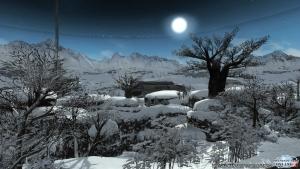 シーナリーパス・凍土 昼1