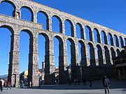 20150917-1セゴビア水道橋(スペイン)