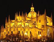 20150917-2セゴビア大聖堂(スペイン)