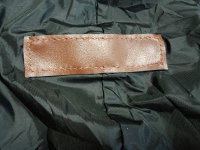 輪行袋の補修