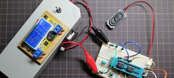 3v電源と電流