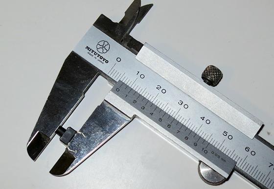 タクトSW高さ測定