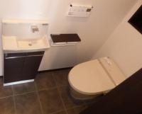 トイレ 亀岡