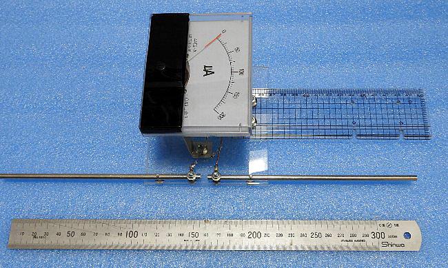 k いつもの簡易電界強度計