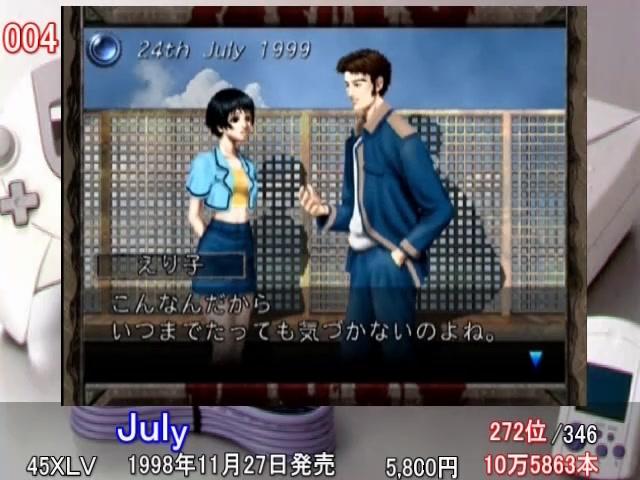 ドリームキャスト-全ソフトカタログ 第1回 (3)