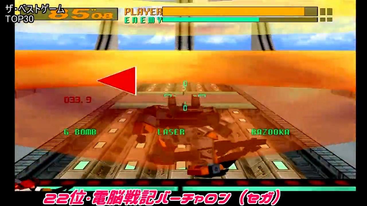 【1997年】ザ・ベストゲーム-TOP30 ゲーメスト2