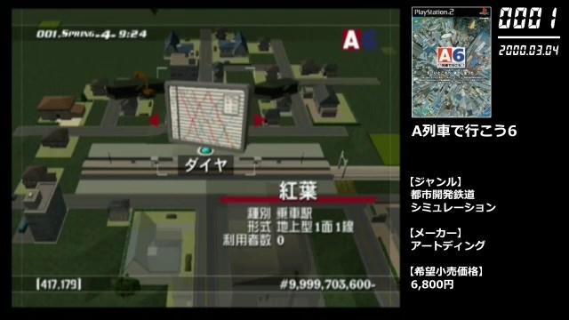 プレイステーション2 全ソフトカタログ1