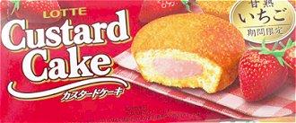 1-10 期間限定+苺のカスタードケーキ