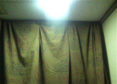 1-24 キッチンカーテン