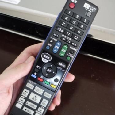 手元にリモコンもテレビもないので説明するのにえらい苦戦笑
