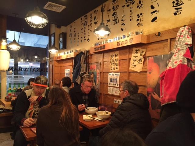 Nishida shoten restaurant inside