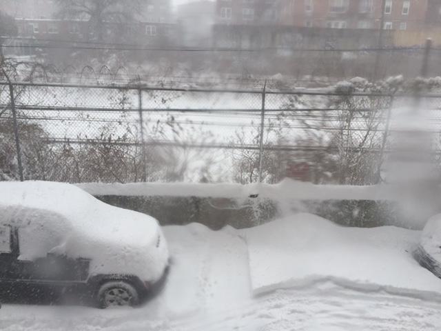 雪2016一月
