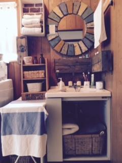 1月11日洗面所棚2