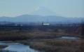 初雁橋から見る富士山