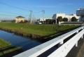 滝下橋(『向かいは新河岸川蒸留水循環センター)