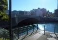 ナビオス横浜から見る万国橋