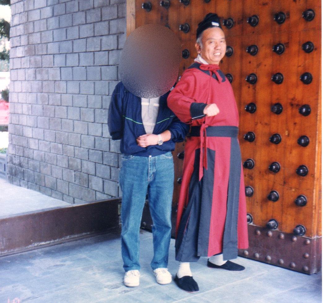 香港・宋城1994年4月2日②‐1