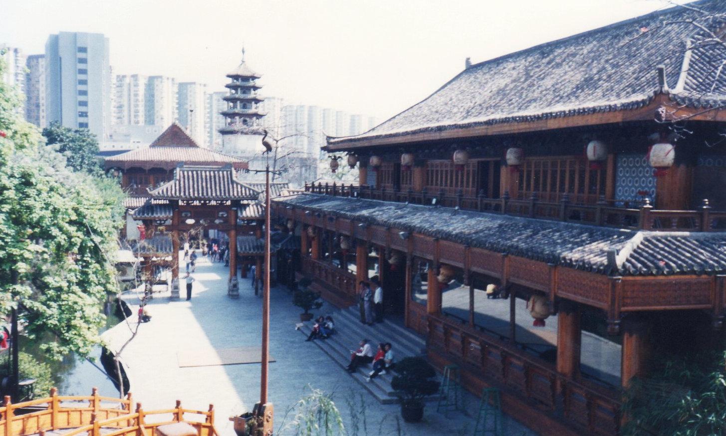 香港・宗城1994年4月2日⑪-1