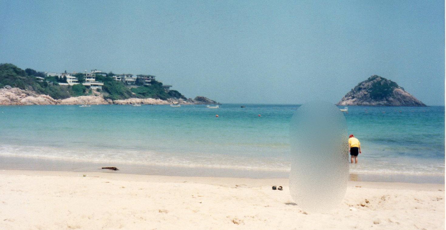 香港・シェック・オービーチ1994年4月4日②-1