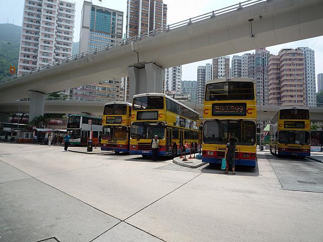 香港 石澳バスターミナル