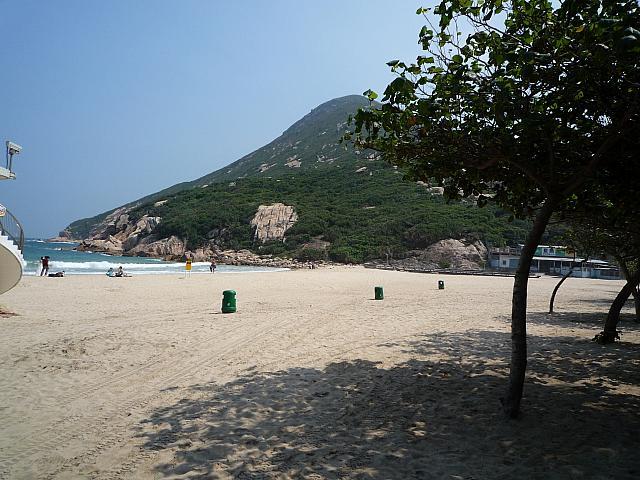香港 石澳ビーチ⑤