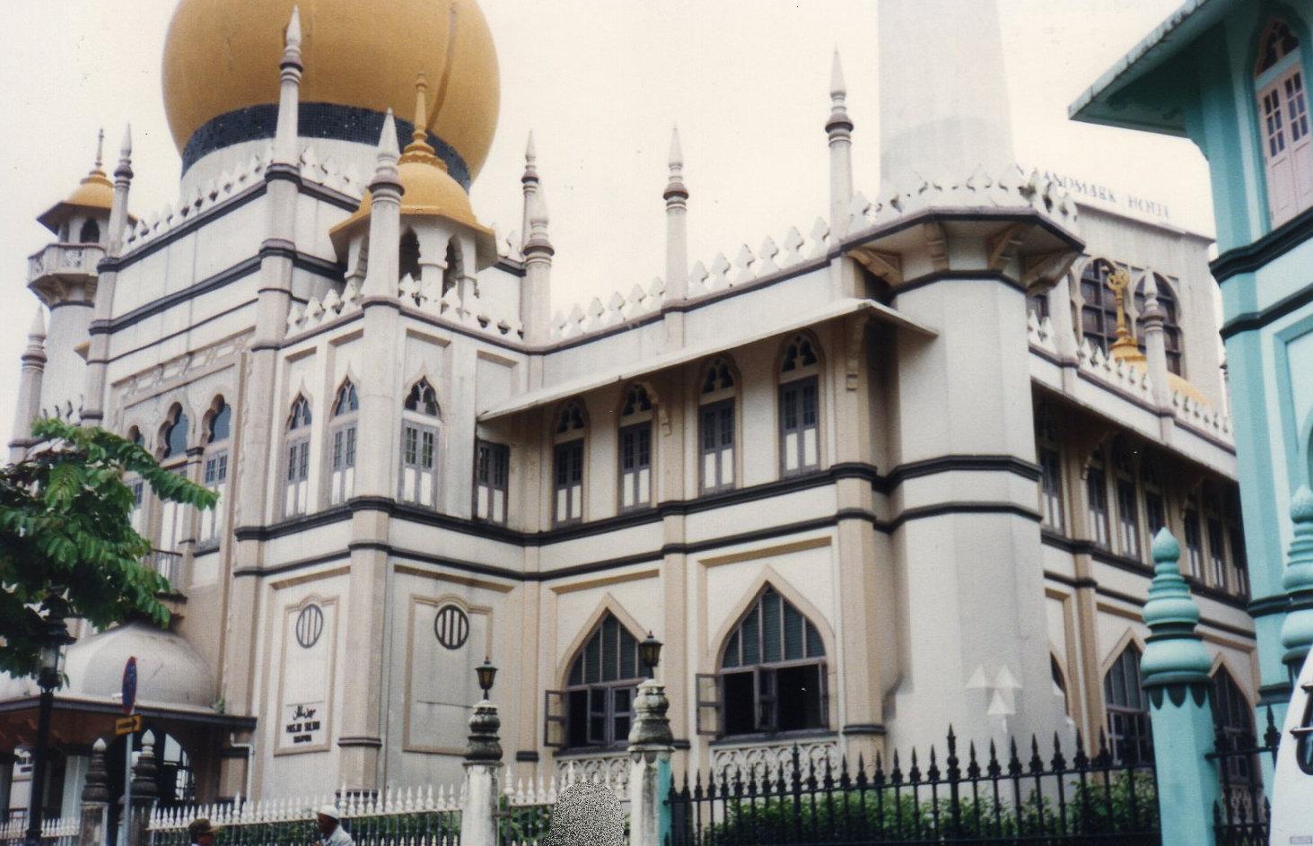 シンガポール1994年5月6日サルタンモスク①188-1