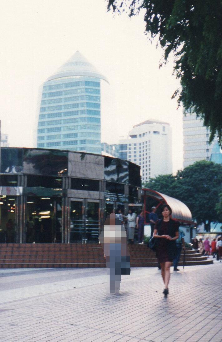 シンガポール1994年5月 5日 オーチャード通り② 200-1