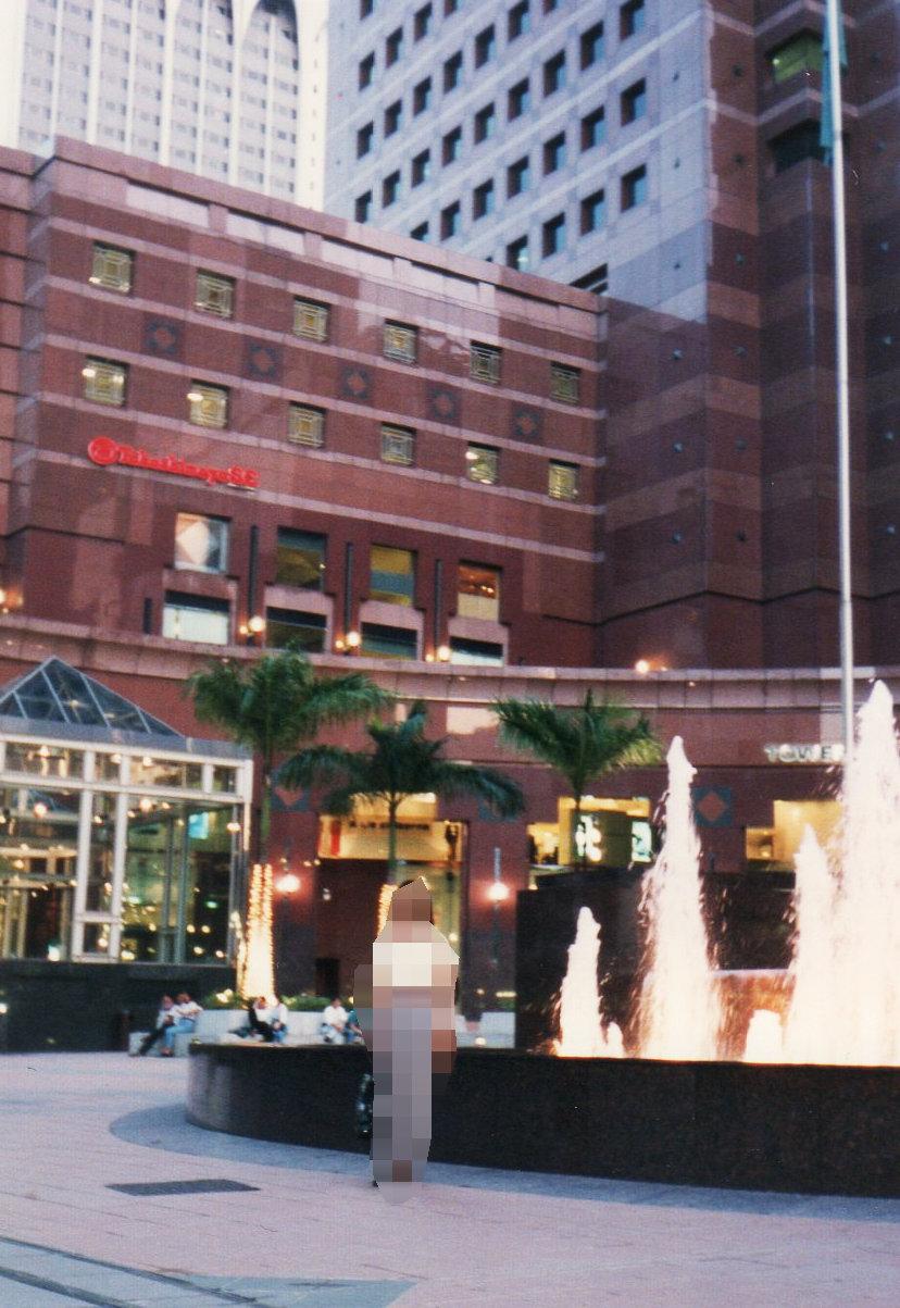 シンガポール1994年5月 5日 オーチャード通り④202-1
