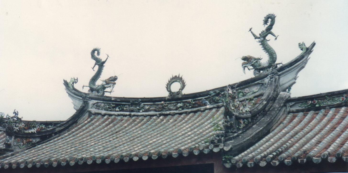 シンガポール 1994年5 チャイナタウ ン④214-1