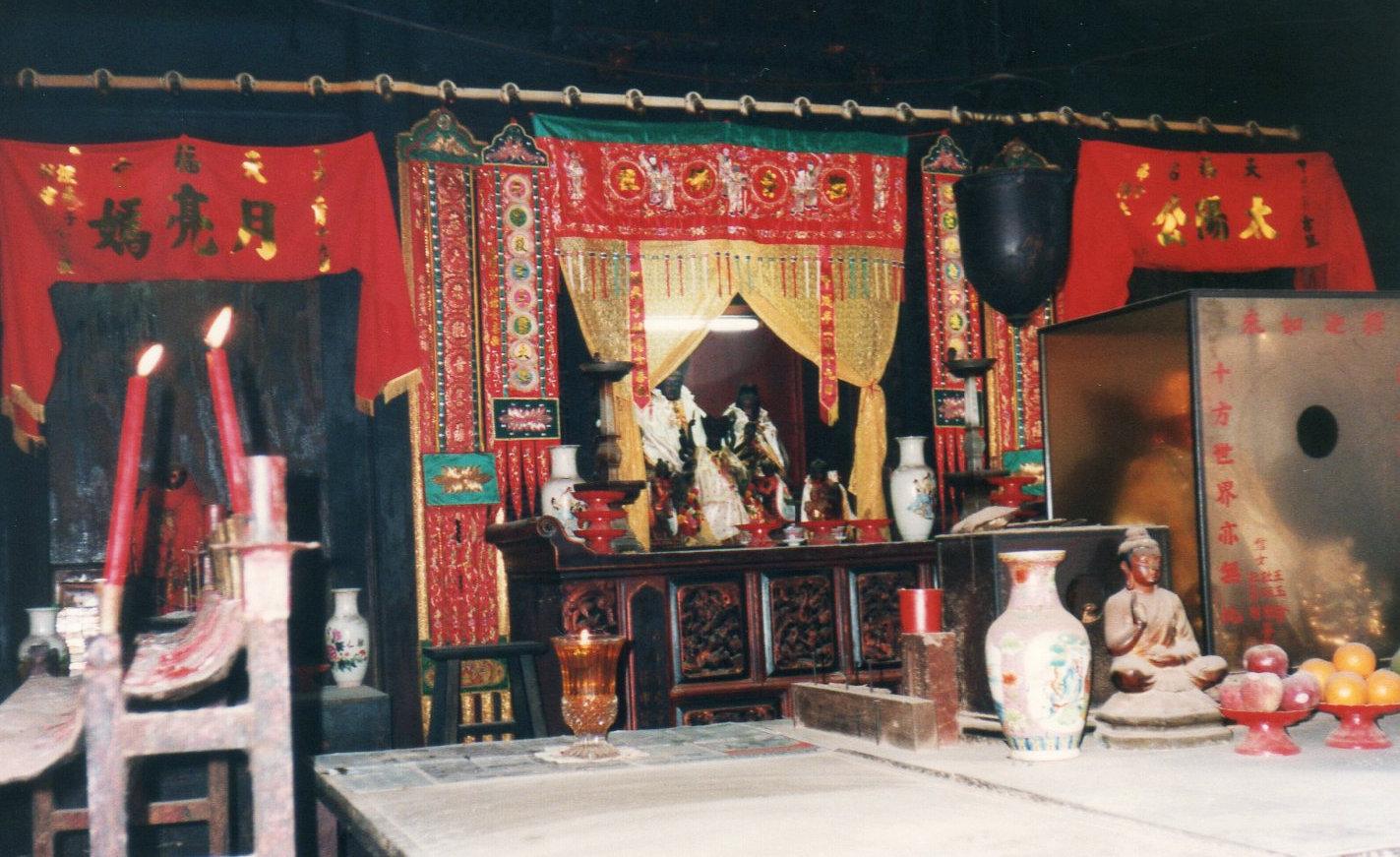 シンガポール 1994年5 チャイナタウ ン⑧218-1