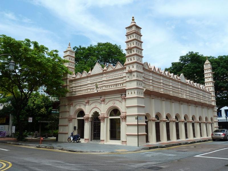 シンガポール ナゴール・ダルガー寺院