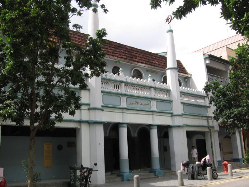 シンガポール アル・アブラー・モスク