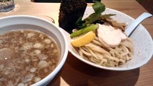 薫風塩つけ麺