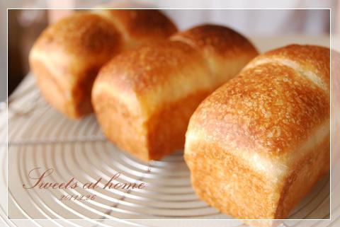 はちさんのゆるスキDiary-自家製ミニ食パン2