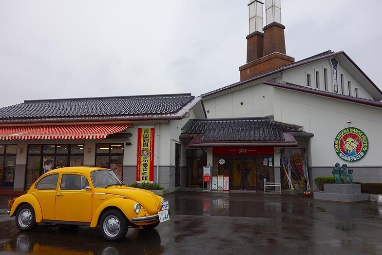 18鳥取県 青山剛昌ふるさと館_E