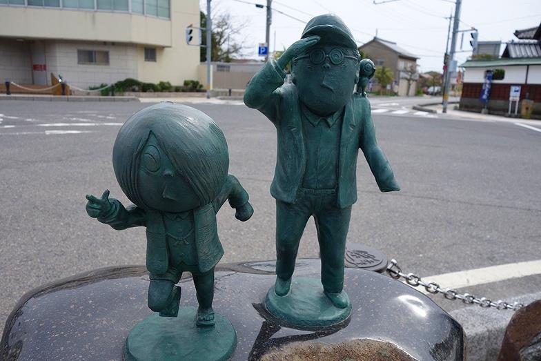 21鳥取県 水木しげるロード_E