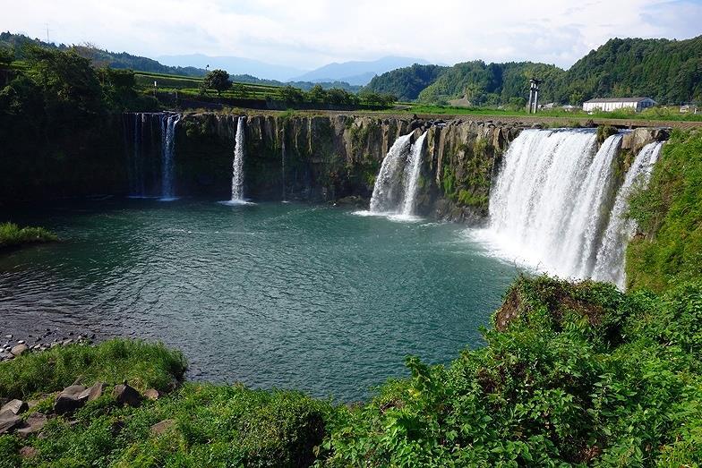 130大分県 原尻の滝_E