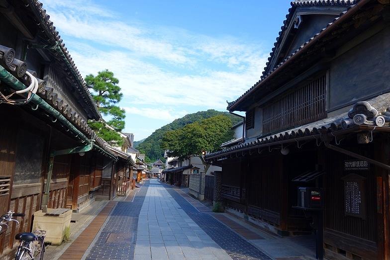 154広島県 たけはら 町並み保存地区_E