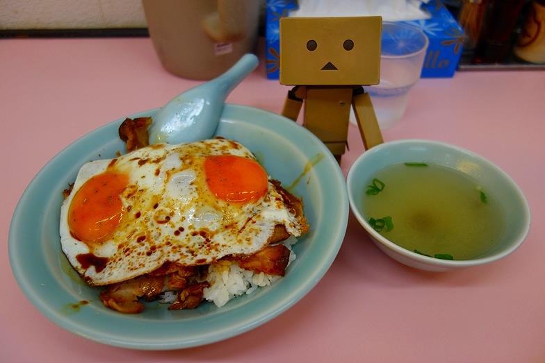 161愛媛県 中華料理重松飯店 焼豚玉子飯_E